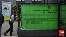 PN Jakpus Terapkan WFH Usai 7 Pegawai Positif Covid-19