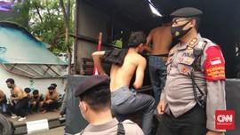 Polisi Klaim Tangkap 7 Anarko Jakarta Buat Ricuh di Palembang