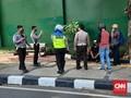 Polisi Tangkap 18 Orang di Semanggi, Diklaim Kelompok Anarko