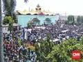 Aksi Diam Tolak Omnibus Law Akan Digelar di Lampung Besok