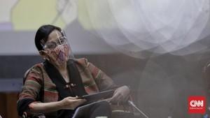 Sri Mulyani Miris Belanja Kesehatan Pemda Zona Merah Mandek