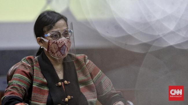 Sri Mulyani Tetapkan Tarif Bunga Atas Denda Sanksi Pajak