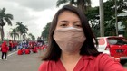 VIDEO: Vlog Unjuk Rasa Buruh di Tangerang Banten