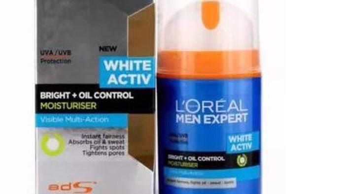 L'Oreal Paris Men Expert Active White Bright + Oil Control