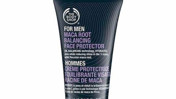 The Body Shop for Men Maca Root Balancing Face Protector