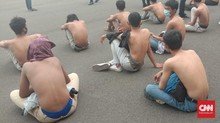 KPAI: 171 Pelajar Ditangkap Ikut Demo 20 Oktober di Jakarta
