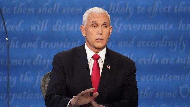 Wakil Presiden Amerika Serikat, Mike Pence, disebut menolak permintaan Presiden Donald Trump untuk menjegal pengukuhan kemenangan Joe Biden oleh Kongres.