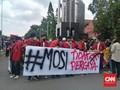 Dosen Membangkang Kemendikbud, Serukan Demo Omnibus Law
