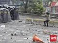 Titik Jalan di Jakarta yang Masih Ditutup Imbas Demo Ciptaker