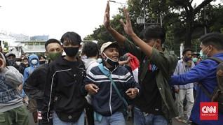 Polisi Pulangkan 6 Jurnalis Usai Ditangkap, 2 dari RTMC Polda