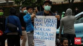KSPI Akan Tempuh Cara Konstitusional Batalkan UU Cipta Kerja