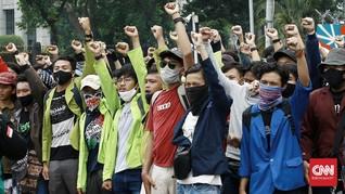 Kemendikbud Imbau Mahasiswa Tak Ikut Demo Omnibus Law
