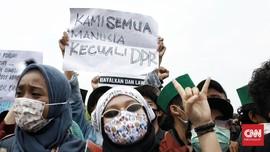 Kemendikbud Minta Mahasiswa Tak Anarkis Demo Hari Ini