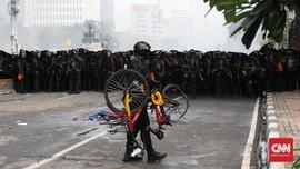 400 Personel Brimob Polda Sumut Dikirim ke Jakarta