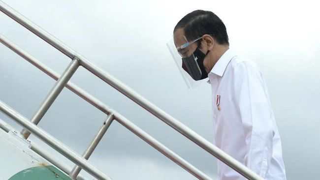 Tren perbincaggan netizen ribut soal sikap Presiden atas aksi demonstrasi penolakan Omnibus Law dan menganggap #Jokowi Kabur hingga