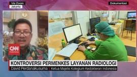 VIDEO: Kontroversi Permenkes Layanan Radiologi