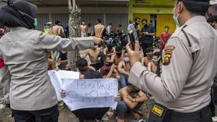 Kebebasan Medsos era Jokowi Memburuk, Polisi Diminta Selektif