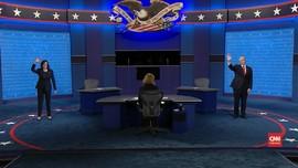 VIDEO: Rekap Debat Cawapres Amerika Serikat