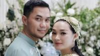 <p>Seperti diketahui, Zaskia dan Sirajuddin menikah pada 22 April 2020 lalu di Cikarang, Jawa Barat. (Foto: Instagram @frrdnnn)</p>