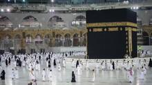Jelang Umrah Digelar, Saudi Batasi 20 Ribu Jemaah