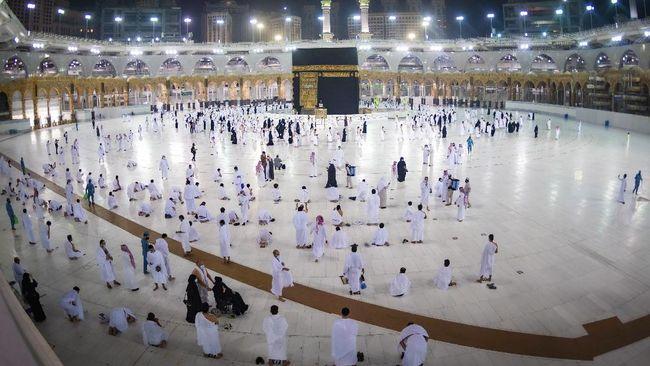 KJRI Jeddah, memastikan penutupan kembali akses wilayah Aran Saudi itu terkait perkembangan pandemi Covid-18 tidak mengganggu kepulangan jemaah umrah.