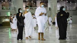 Saudi Diperkirakan Terima 10 Ribu Jemaah Umrah Tiap Pekan