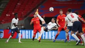 Prediksi Susunan Pemain Inggris vs Kroasia di Euro 2020