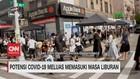 VIDEO: Potensi Covid-19 Meluas Memasuki Masa Liburan