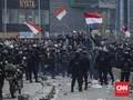 Rangkaian Demo Jakarta, Polri Tak Tambah Personel Pengamanan