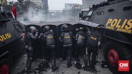DPR Minta Kapolri Tindak Anak Buah yang Pukuli Jurnalis