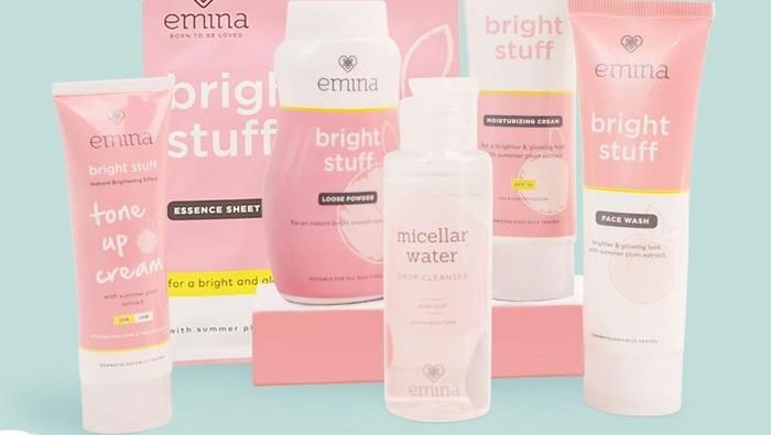 3. Emina Bright Stuff Emina
