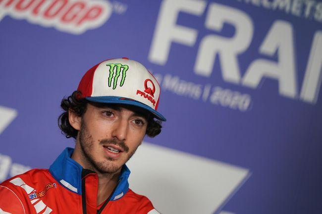 Hasil Kualifikasi Motogp Qatar Bagnaia Pole Rossi Ke 4