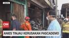 VIDEO: Gubernur Anies Tinjau Kerusakan Pasca-Demo