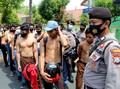 Polda Kalbar Tangkap Pembuat Grup WA Ajakan Demo Omnibus Law