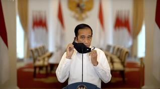 Jokowi Minta Vaksin Covid Tak Tergesa-gesa, Singgung Ciptaker