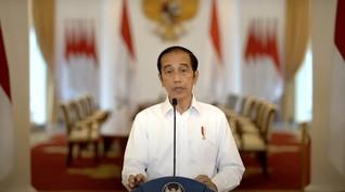Jokowi Minta K/L dan Pemda Utamakan Serap Produk Lokal
