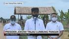 VIDEO: Presiden Jokowi Tinjau Lumbung Pangan di Kalteng