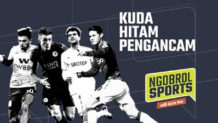 VIDEO: Kuda Hitam Pengancam