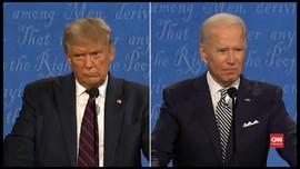 VIDEO: Trump Tolak Debat Virtual, Biden Tolak Debat Diundur