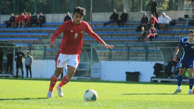Gelandang Timnas Indonesia U-19 Brylian Aldama hanya tinggal menunggu waktu untuk resmi berseragam klub Kroasia HNK Rijeka.