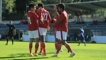 Timnas U-19 Unggul 1-0 atas Hajduk Split di Babak Pertama