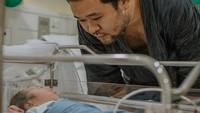 <p>Rachel Maryam baru saja melahirkan anak keduanya yang diberi nama Muhammad Eijaz Mata Air pada 2 Oktober lalu.</p>