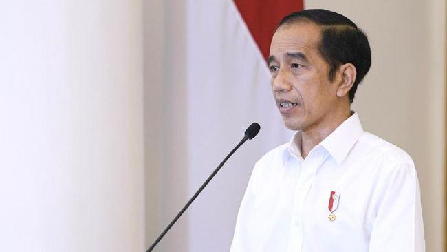 Mahasiswa Demo di Jakarta, Jokowi Bertugas di Ista