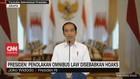 VIDEO: Presiden: Penolakan Omnibus Law Disebabkan Hoaks