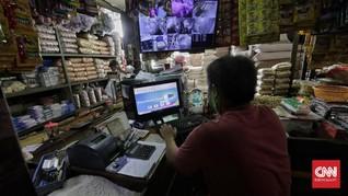 FOTO: Pedagang Pasar Manfaatkan Marketplace Tingkatkan Omzet