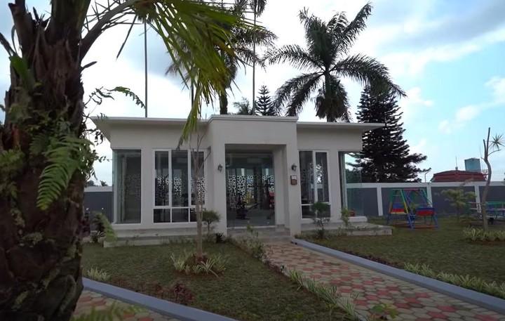 Vila Syekh Ali Jaber di Jawa Barat