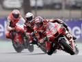 Dovizioso Mengamuk di MotoGP Aragon, Petrucci Masa Bodoh