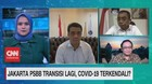 VIDEO: Jakarta PSBB Transisi Lagi