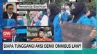 VIDEO: Tudingan Aksi Demo Omnibus Law