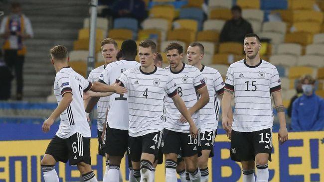 Dua pertandingan menarik menghiasi jadwal siaran langsung Euro 2020 (Euro 2021) hari ini, termasuk Prancis vs Jerman.